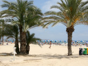 Postiguet Beach, Valencia. Photo by Valencia Tourist Board