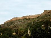 Sagunto wall, Valencia. Photo by Valencia Tourist Board