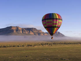 South Australia air balloon