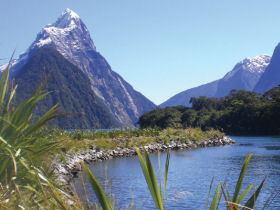 New Zealand self drive holiday