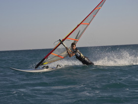 Windsurfing holiday in Turkey