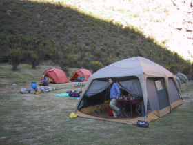 Luxury Inca Trail trek, Peru