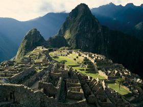 Machu Picchu - one highlight of this tour!