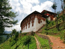 Bhutan walking holiday