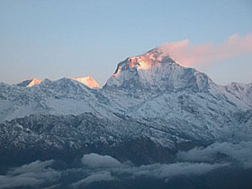 Annapurna Sanctuary trekking holiday