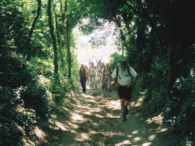 Walking in Kent, self guided walks
