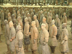 China tours, Monks & Warriors