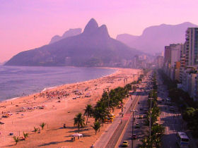 Honeymoon in Brazil & Uruguay