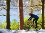 Mountain biking in Mercantour National Park