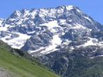 French Alps walking holiday, summits & peaks