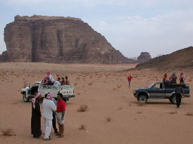 Middle East overland adventure tour