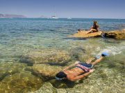 Snorkelling, Valencia. Photo by Valencia Tourist Board