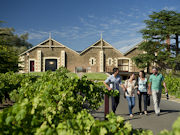 Wynns Coonawarra Estate, South Australia. Photo by South Australia Tourist Board