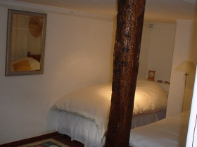 Ibex gite - second bedroom