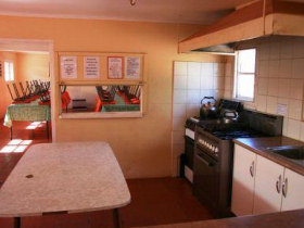 Flinders Ranges accommodation & campsite, South Australia