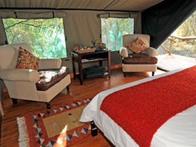 Eastern Cape game reserve accommodation, South Africa