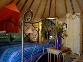 Portugal Yurt holidays