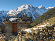 Mountain refuge in Andorra