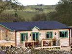 Peak District self catering log cabins