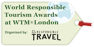 Logo for World Responsible Tourism Awards