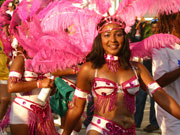 Batabano carnival, Cayman Islands. Photo by Cayman Islands Tourist Board