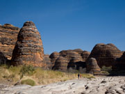 Bungle Bungles in Western Australia. Photo by Nick Haslam