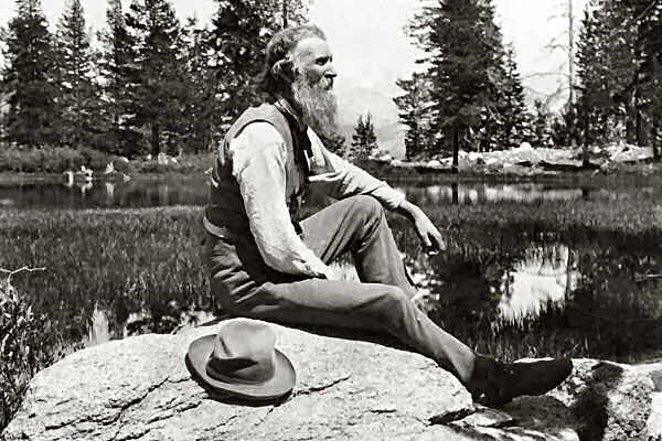 mountaineering essays by john muir