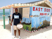 East Side fish fry, Cayman Islands. Photo by Cayman Islands Tourist Board