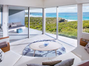 Flinders Suite, Southern Ocean Lodge, South Australia. Photo by South Australia Tourist Board