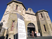 Fremantle prison in Western Australia. Photo by Tourism Western Australia