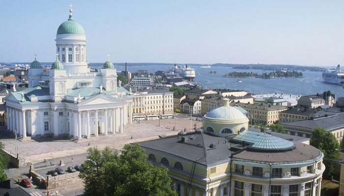 Helsinki Cathedral and Senate Square