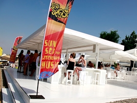 SunSplash Festival Bodrum in Turkey