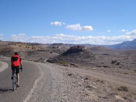 Atlas Mountains road cycling tour