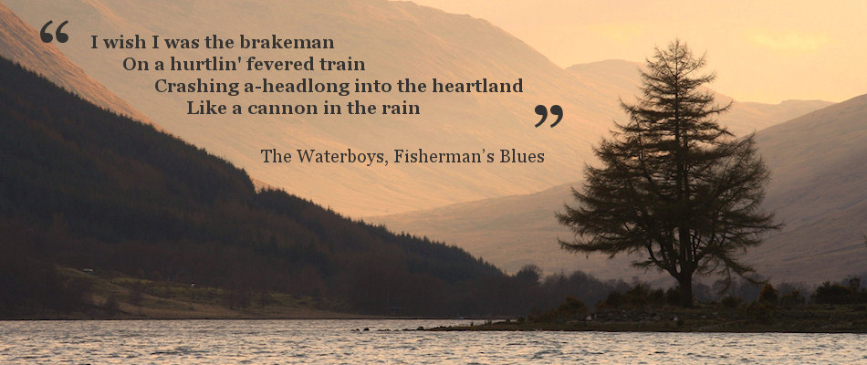 The Waterboys – Fisherman's Blues Lyrics | Genius Lyrics