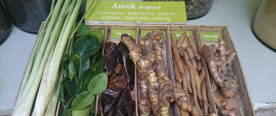 Amok spices