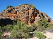 Mandu Mandu gorge, Western Australia. Photo by Richard Madden