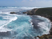 Margaret River Coastline in Western Australia. Photo by Richard Madden