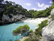 Macaralleta beach, Menorca. Photo by Menorca Tourist Board