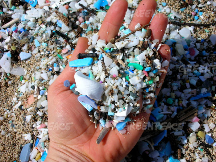 Ocean plastic does not disappear by itself, so for every bit that ends up in the ocean, it means more cleaning up