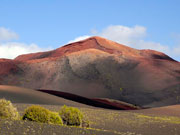 Mountain. Photo by Lanzarote Tourist Board