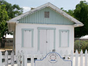 Old Savannah School House, Cayman Islands. Photo by Cayman Islands Tourist Board