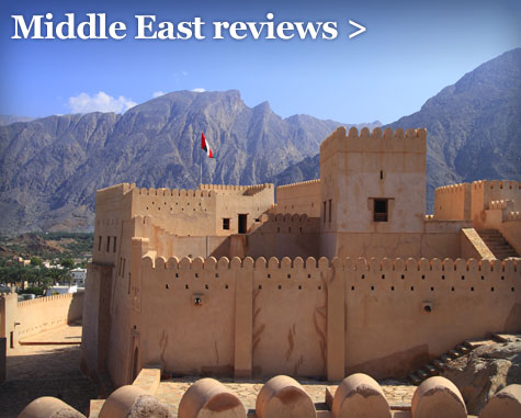Middle East reviews