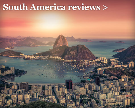 South America reviews