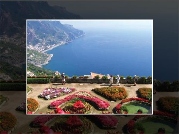 Amalfi Coast moderate walking holiday, Italy