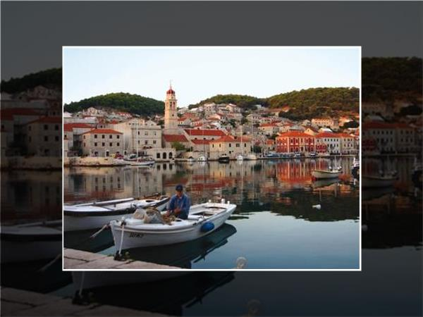 Croatia family holiday, island hopping tour