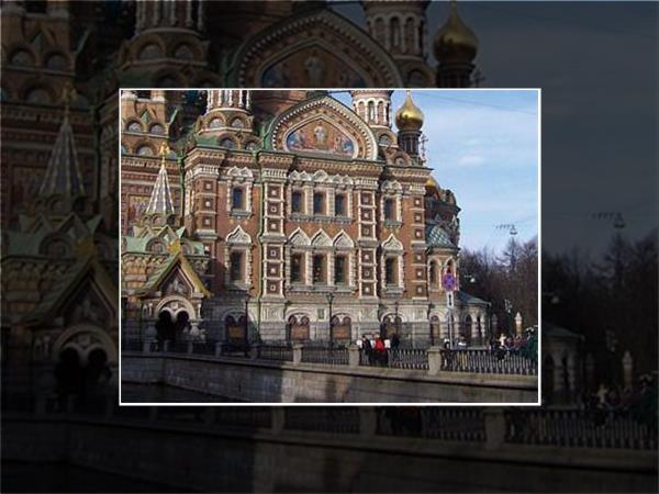 Russia holiday, Moscow to St Petersburg