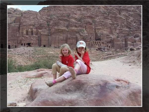 Family holiday to Jordan, Journey to the Lost City