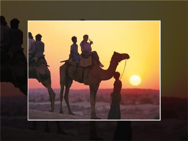 Adventure holiday in Rajasthan