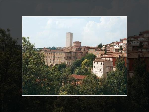 Cycling holiday in Umbria, Italy