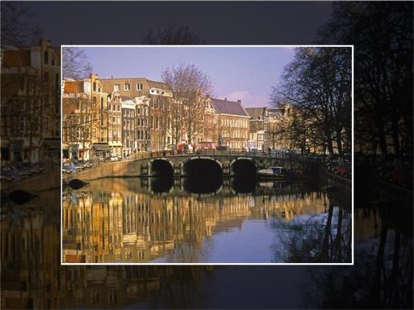 Amsterdam to Bruges bike and barge holiday